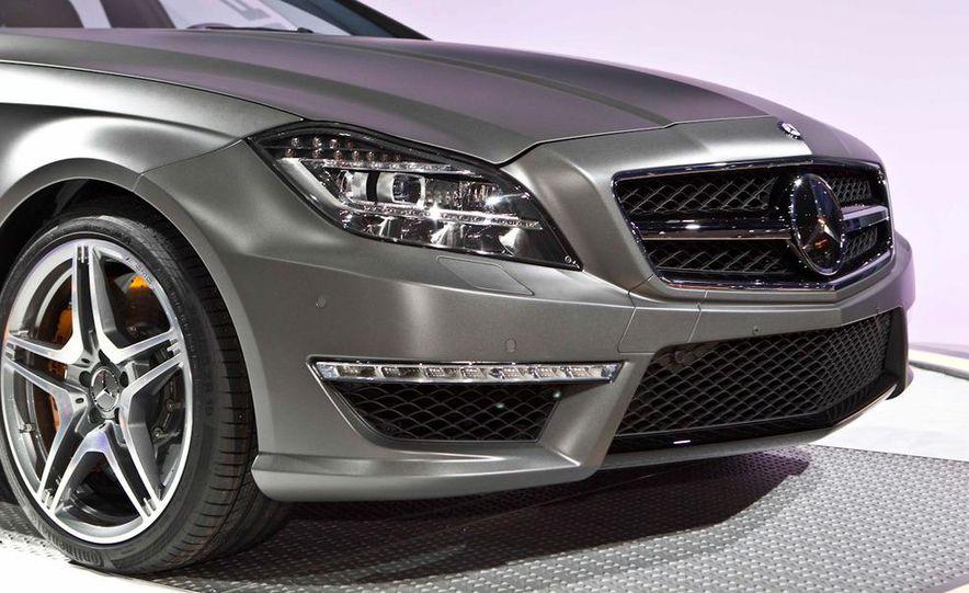 2012 Mercedes-Benz CLS63 AMG - Slide 14