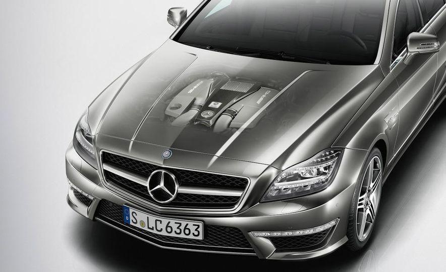 2012 Mercedes-Benz CLS63 AMG - Slide 42