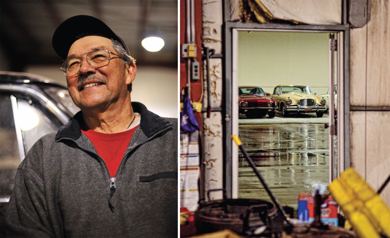 Ancient Grease: The Quest to Keep Studebaker Alive