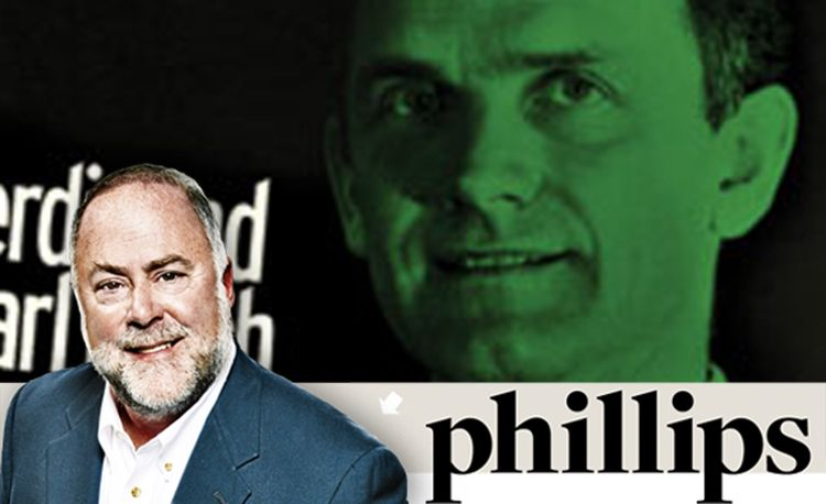 John Phillips: We're Not Done With You Yet, Piëch