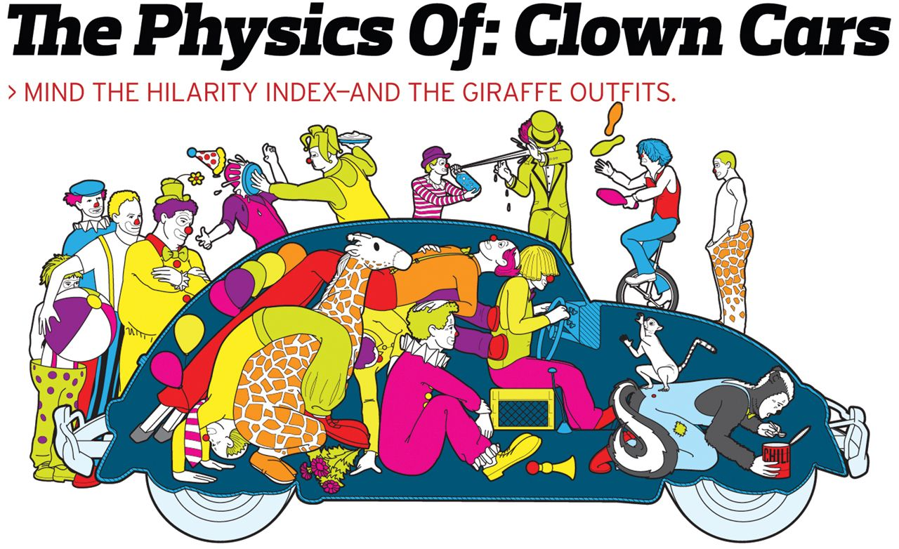 The Physics Of Clown Cars Feature Car and Driver