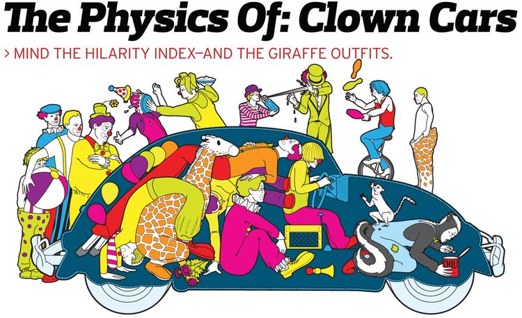 The Physics Of: Clown Cars