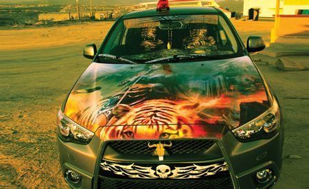 ¡Viva la Personalización! Modifying a 2011 Mitsubishi Outlander Sport in Mexico