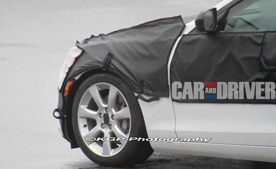 2013 Cadillac ATS (spy photo) - Slide 11