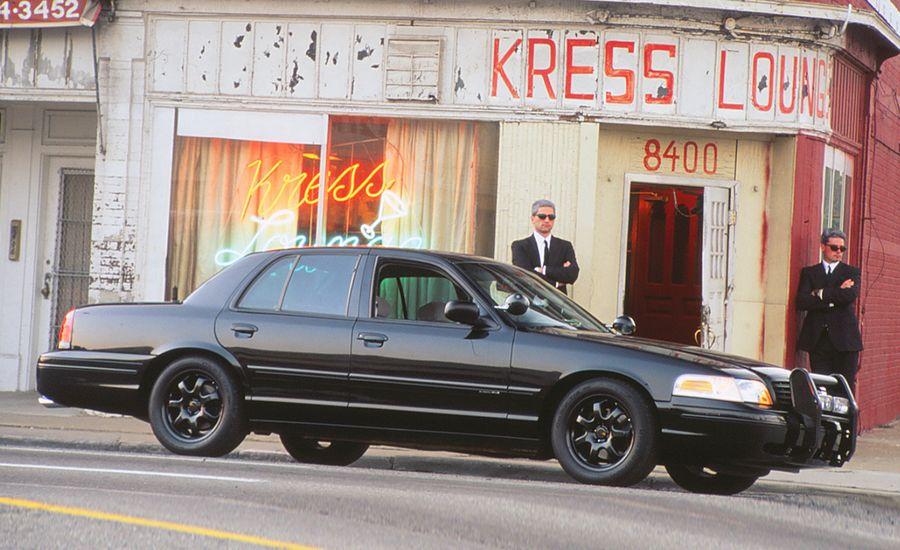Ford Crown Victoria Lounge Lizard
