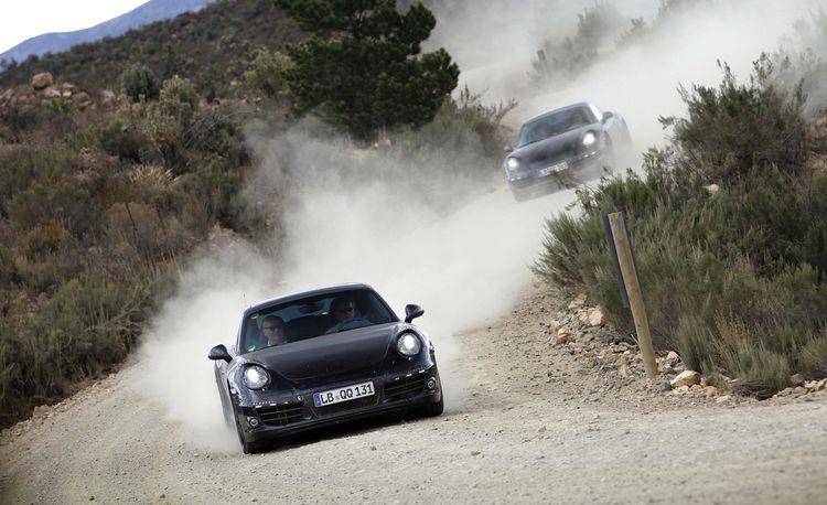 2012 Porsche 911: Riding Along for an Inside Look