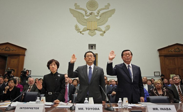 It's All Your Fault: The DOT Renders Its Verdict on Toyota's Unintended-Acceleration Scare