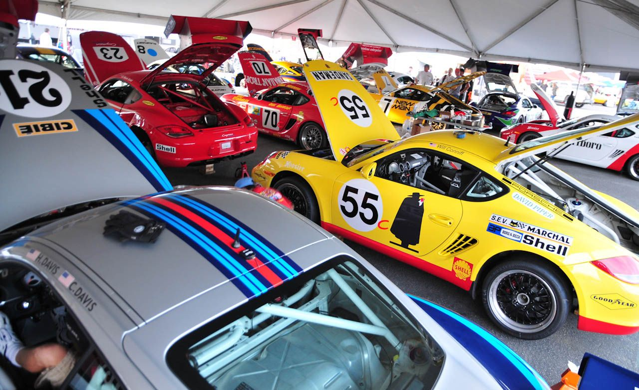 Porsche Rennsport Reunion IV: There Is No Substitute