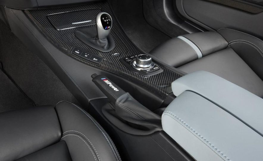 2012 BMW M3 Competition Edition Frozen Silver - Slide 9