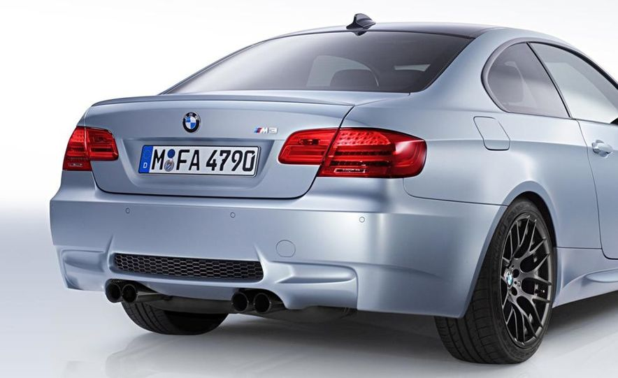 2012 BMW M3 Competition Edition Frozen Silver - Slide 1
