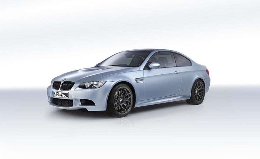 2012 BMW M3 Competition Edition Frozen Silver - Slide 4