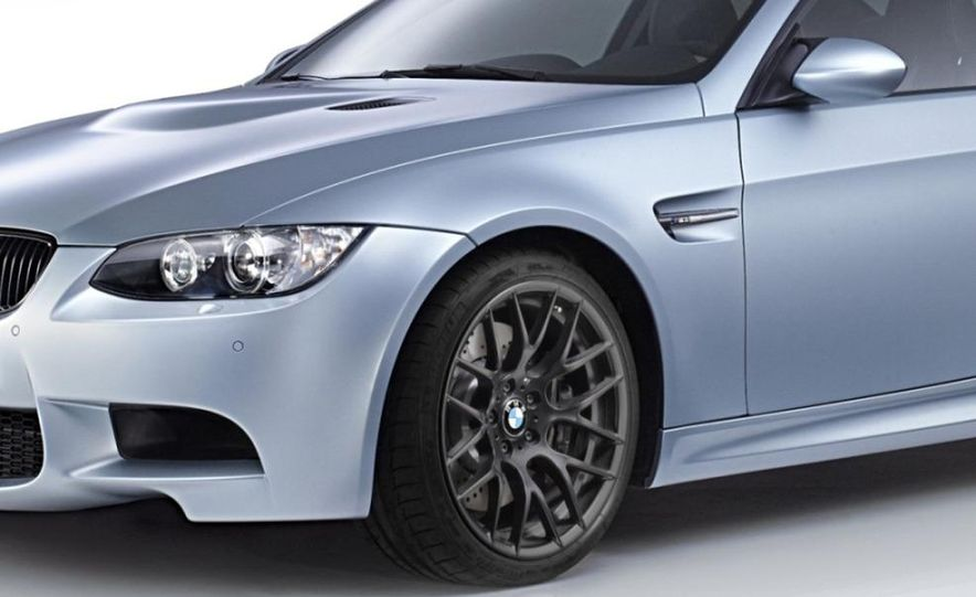 2012 BMW M3 Competition Edition Frozen Silver - Slide 5