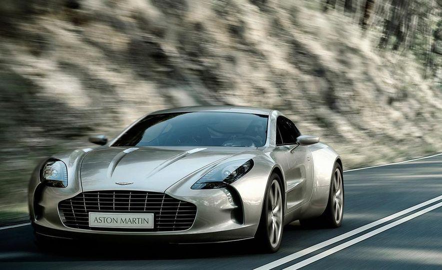 Aston Martin One-77 - Slide 5