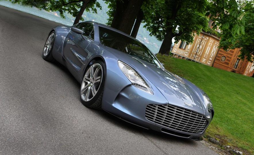 Aston Martin One-77 - Slide 10