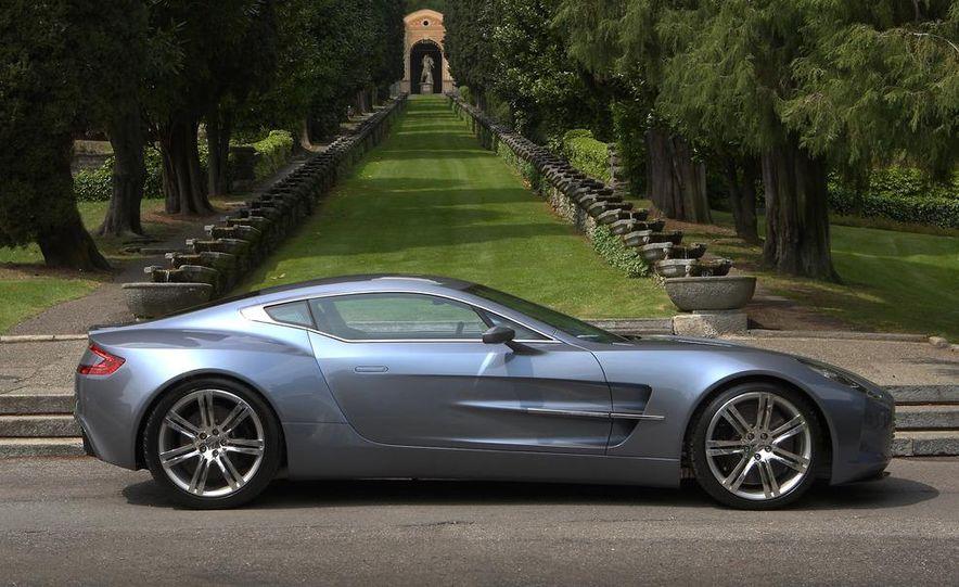 Aston Martin One-77 - Slide 14