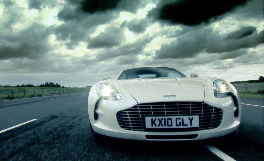 Aston Martin One-77 - Slide 24