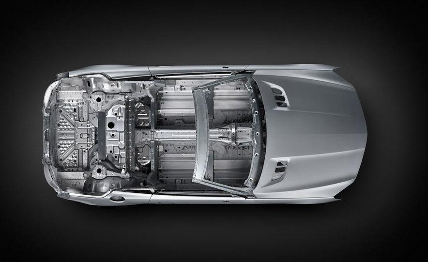 2013 Mercedes-Benz SL-class - Slide 8