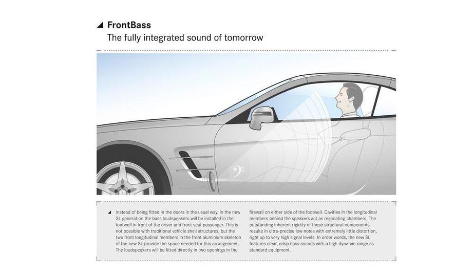 2013 Mercedes-Benz SL-class - Slide 11