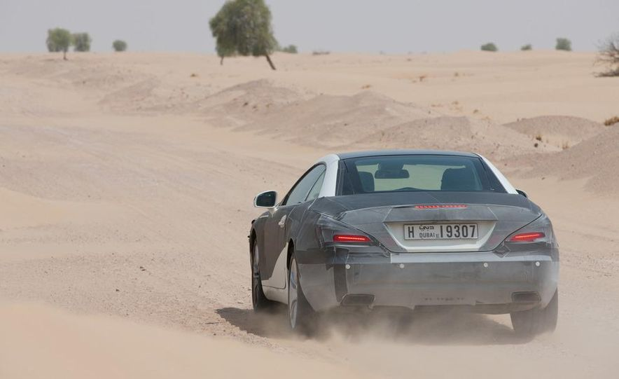 2013 Mercedes-Benz SL-class - Slide 4