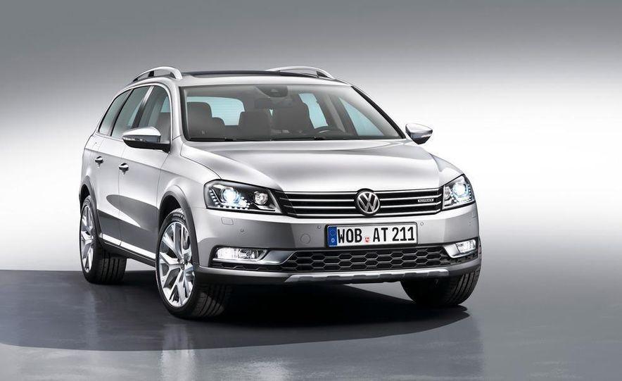 2012 Volkswagen Passat Alltrack - Slide 1