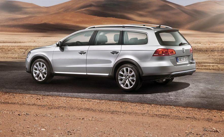 2012 Volkswagen Passat Alltrack - Slide 18