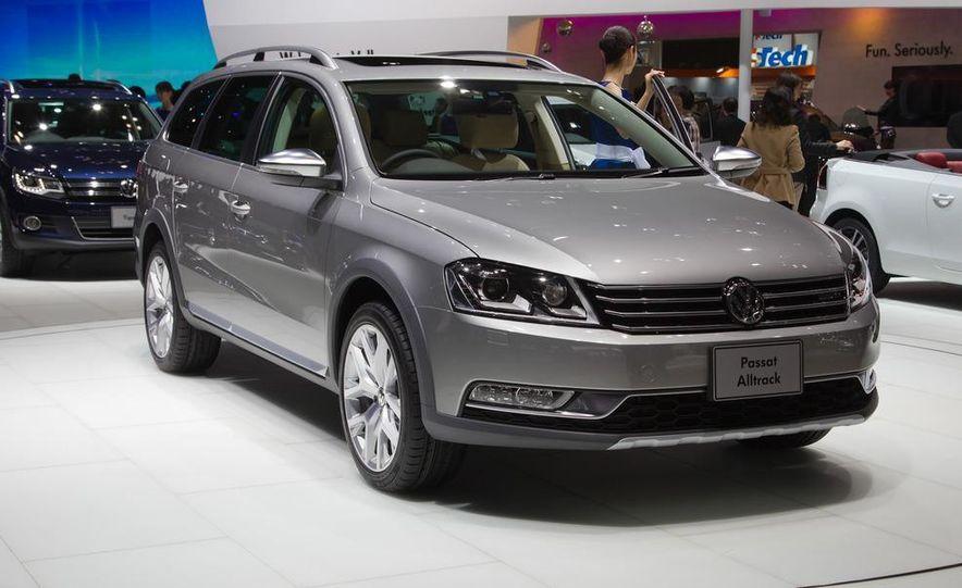 2012 Volkswagen Passat Alltrack - Slide 5