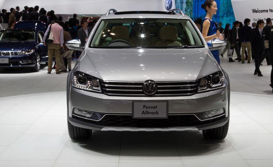 2012 Volkswagen Passat Alltrack - Slide 6