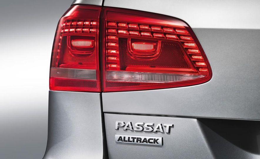 2012 Volkswagen Passat Alltrack - Slide 20