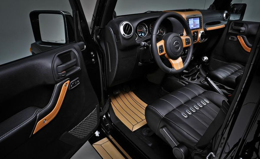 Jeep Wrangler Nautic Concept by Style and Design - Slide 5