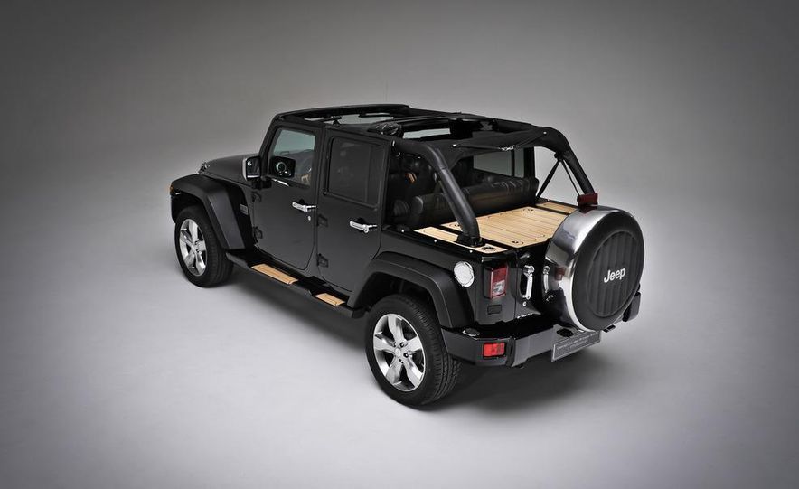 Jeep Wrangler Nautic Concept by Style and Design - Slide 2