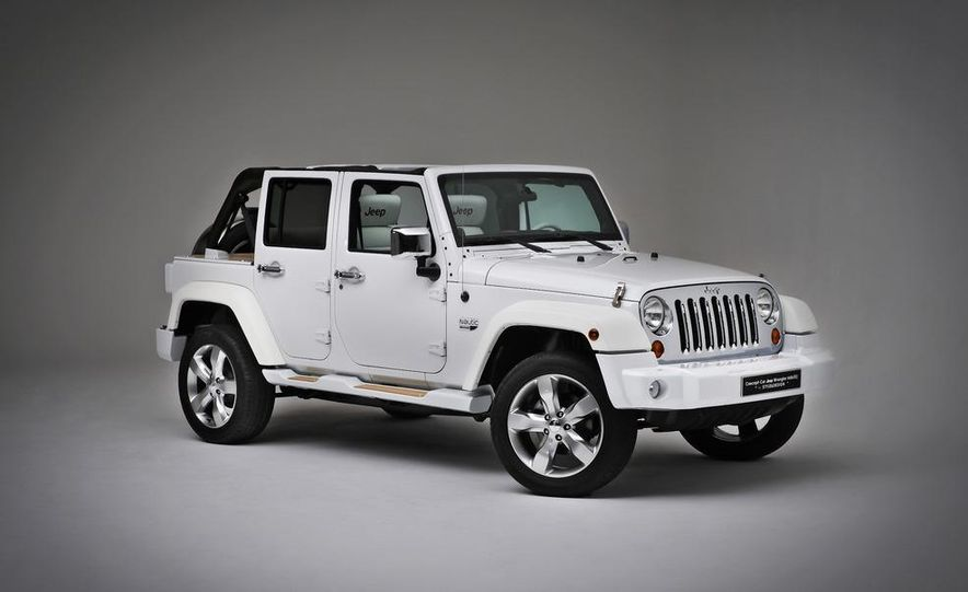 Jeep Wrangler Nautic Concept by Style and Design - Slide 7