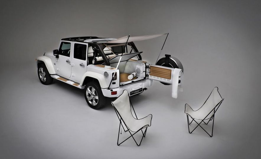 Jeep Wrangler Nautic Concept by Style and Design - Slide 9