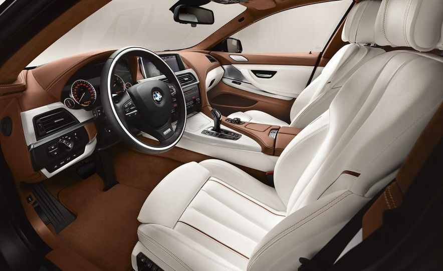 2014 BMW M6 Gran Coupé (spy photo) - Slide 14