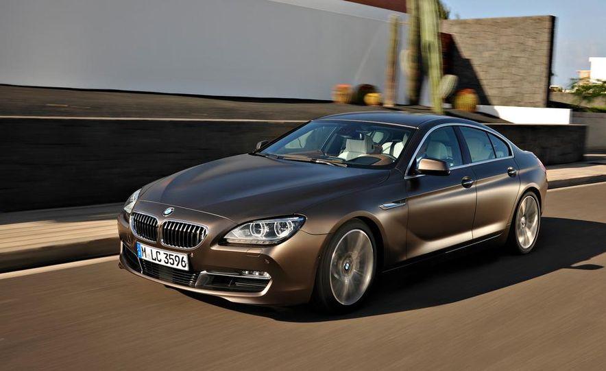 2014 BMW M6 Gran Coupé (spy photo) - Slide 9