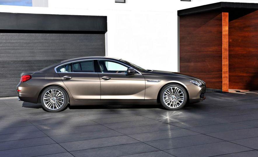2014 BMW M6 Gran Coupé (spy photo) - Slide 10