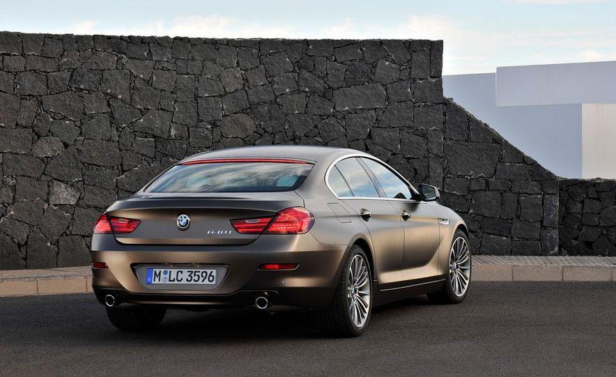 2014 BMW M6 Gran Coupé (spy photo) - Slide 11