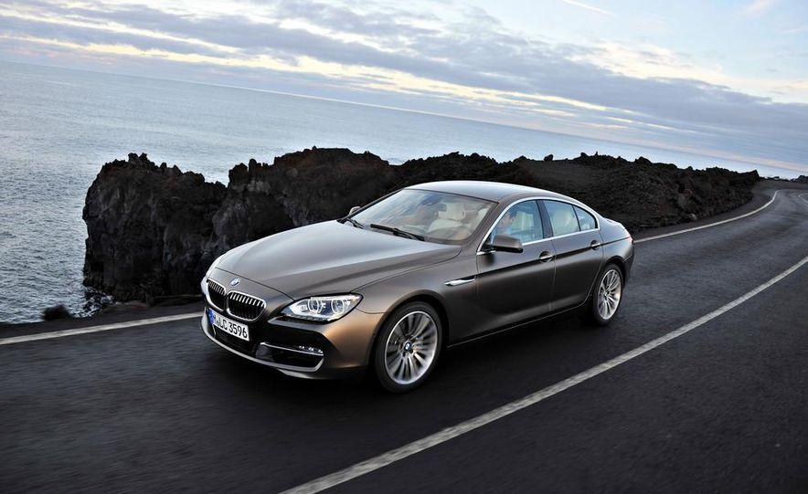 2014 BMW M6 Gran Coupé (spy photo) - Slide 12
