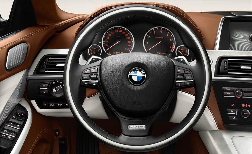 2014 BMW M6 Gran Coupé (spy photo) - Slide 16