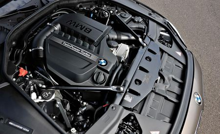 2014 BMW M6 Gran Coupe Spied: A Prettier Take on the M5 Sedan