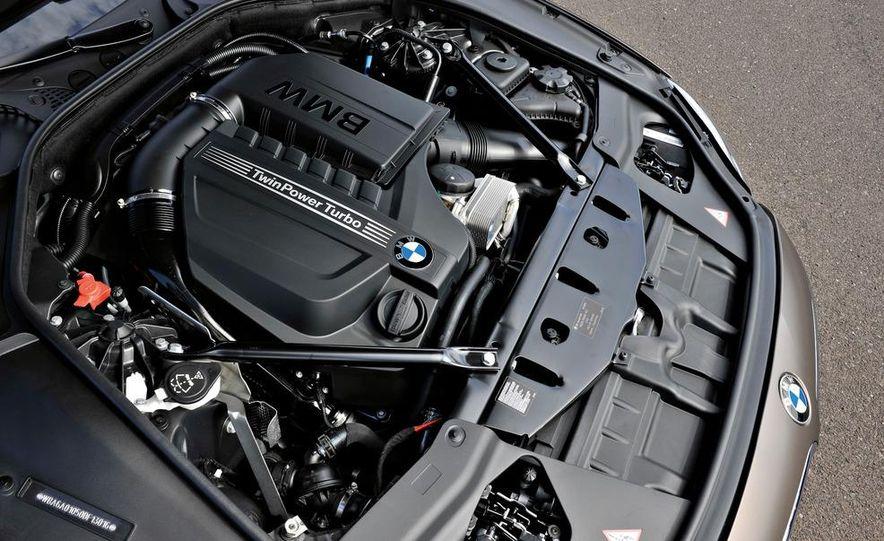 2014 BMW M6 Gran Coupé (spy photo) - Slide 17