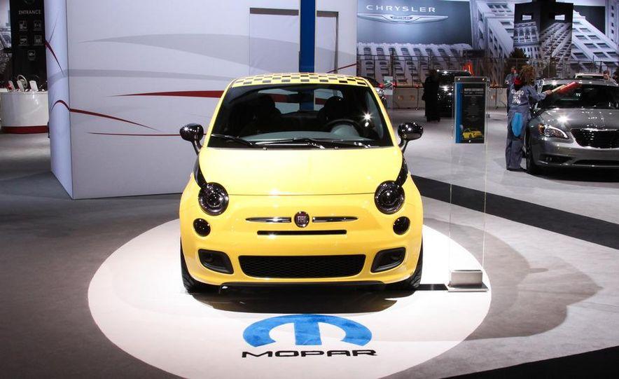 2012 Fiat 500 Stinger - Slide 1