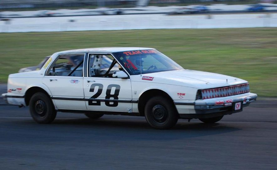 Team Olds Cutlass at Boston Tow Party 24 Hours of LeMons - Slide 2