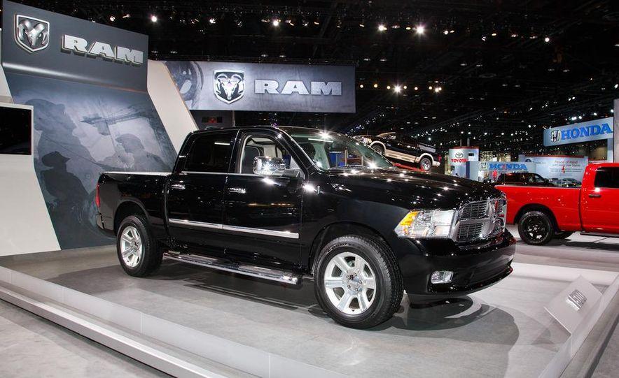 2012 Ram 1500 Laramie Limited - Slide 2