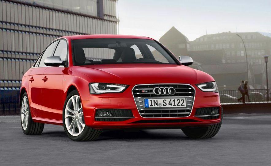 2013 Audi S4 - Slide 1