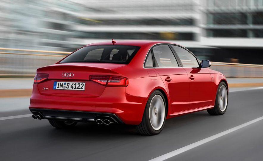 2013 Audi S4 - Slide 2