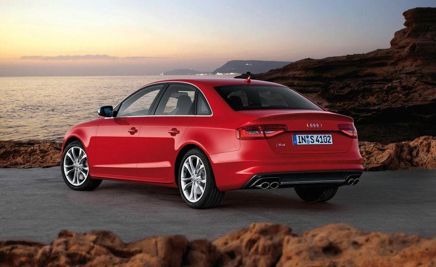 2013 Audi S4 - Slide 3