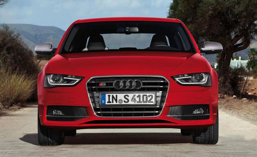 2013 Audi S4 - Slide 5