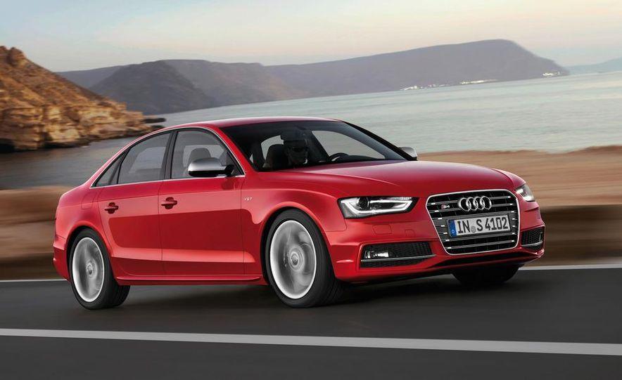 2013 Audi S4 - Slide 9