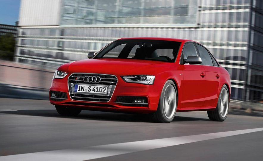 2013 Audi S4 - Slide 10