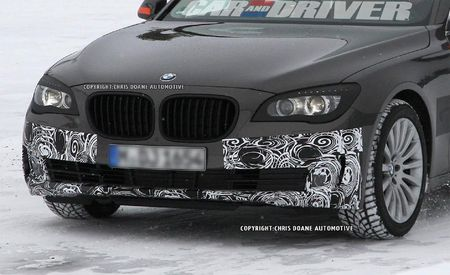 BMW Updating 7-series for 2013, ActiveHybrid 7 to Get Improvements